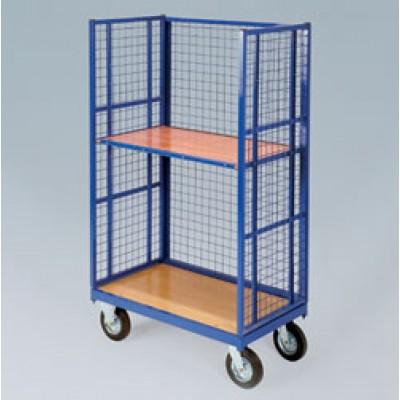 Aukštas vežimėlis konteineris PLC-417 Vežimėliai