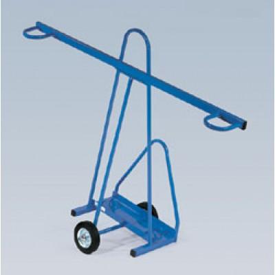 Balansuojantis vežimėlis plokštėms DBT-200 Vežimėliai