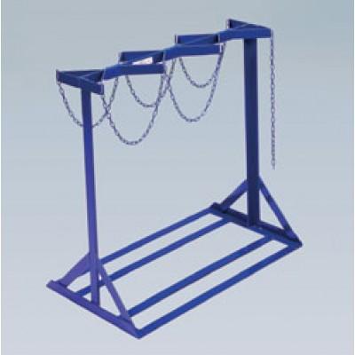 Dvipusis balionų stovas CYS-DSX Sandėlių įranga