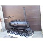"""Kepsninė """"Traukinys"""" MGT-030 Metalo gaminiai"""