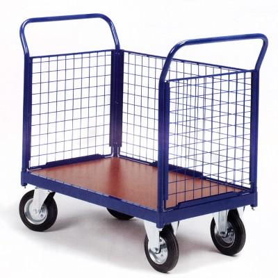 Platforminis vežimėlis PLC-307 Vežimėliai
