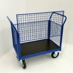 Platforminis vežimėlis PLC-309 Vežimėliai