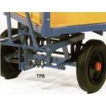 Sunkiasvoris vairuojamas vežimėlis TSK-100SC Vežimėliai