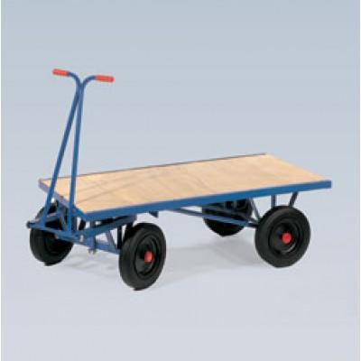 Sunkiasvoris vairuojamas vežimėlis TSK-300SC Vežimėliai