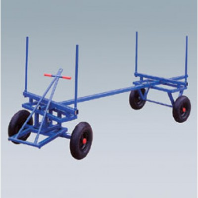Vežimas rastams TMB-144 Vežimėliai