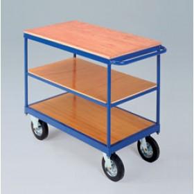 Užsakymų surinkimo vežimėlis OPB-102 Vežimėliai