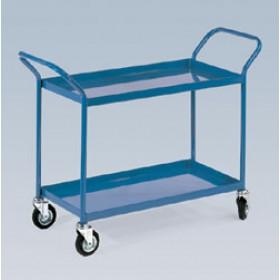 Vežimėliai su lentynomis